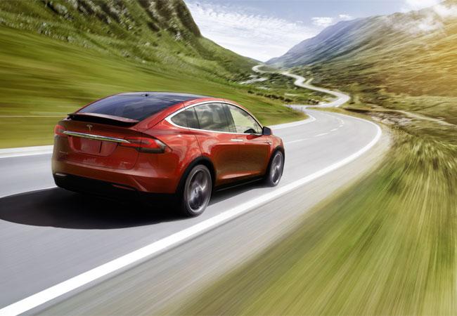 Pressebild: Tesla