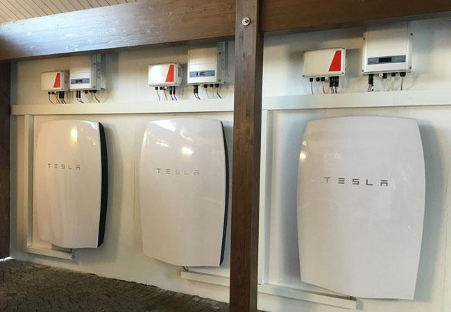 Tesla_Powerwall / © 2016 Memodo GmbH & Co. KG: Pressebild