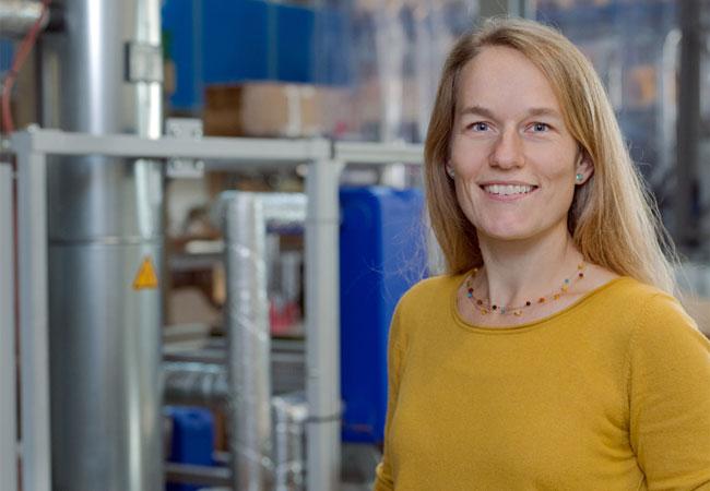 Dr. Katharina Aubele / Foto: A. Heddergott / TUM / Pressebild