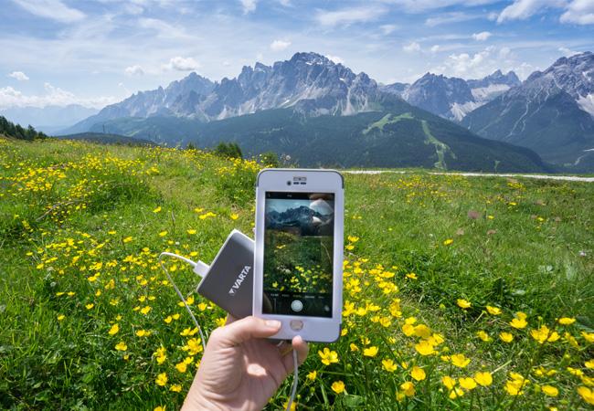 VARTA Consumer Batteries startet Markenkooperation mit IDM Südtirol / Pressebild