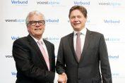 Pressebild: voestalpine und VERBUND starten strategische Kooperationsprojekte