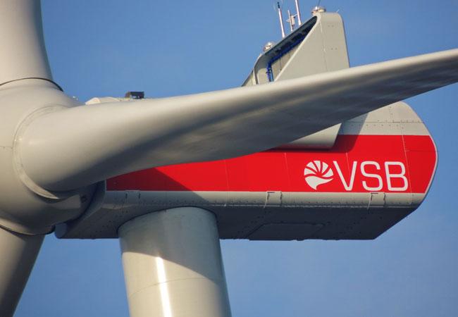 Projektenwickler VSB aus Dresden hat die Arbeiten am 9,9-Megawatt-Windpark planmäßig fertiggestellt / Pressebild
