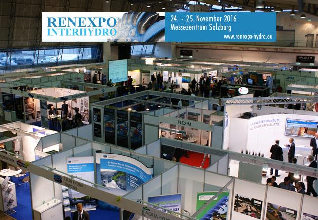 Erfolgreichste europäische Wasserkraftmesse eröffnet / Pressebild