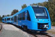 Coradia iLint, erster Wasserstoffzug für den Regionalverkehr / Foto © Alstom