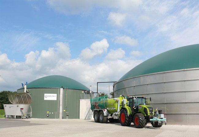 WELTEC BIOPOWER präsentiert zukunftsweisende Lösungen für Biogasanlagen und Veredelungsbetriebe / Pressebild