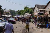 Markt in Togo / Pressebild: DLR