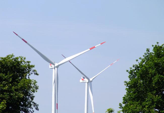 HessenForst - Windanlagen / Foto: HB