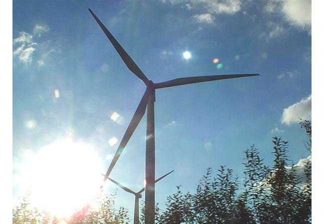 Es gilt die weltweite Technologieführerschaft der absolut exportstarken Windbranche zu sichern / Foto: HB