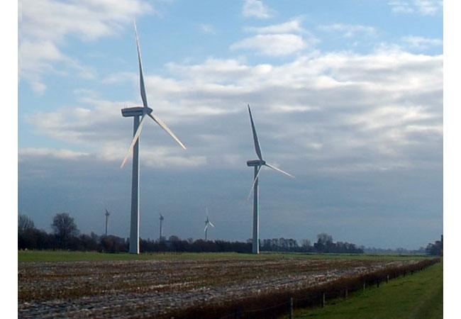 Gurit beliefert europäische Windblatthersteller bereits seit 2010 mit qualitativ hochwertigen, kosteneffizienten Windblattformen und zugehöriger Ausrüstung. / Foto: HB