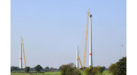 Windkraftausbau / Foto: HB