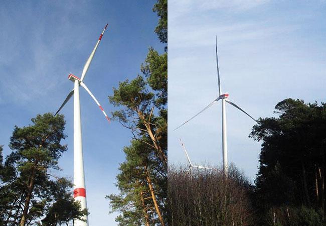 Windpark Schlenzer Copyright 3U-ENERGY-PE-GmbH