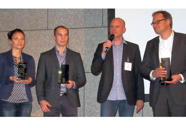 Verleihung des Wind Website Award 2016 von wind-turbine.com / Pressebild