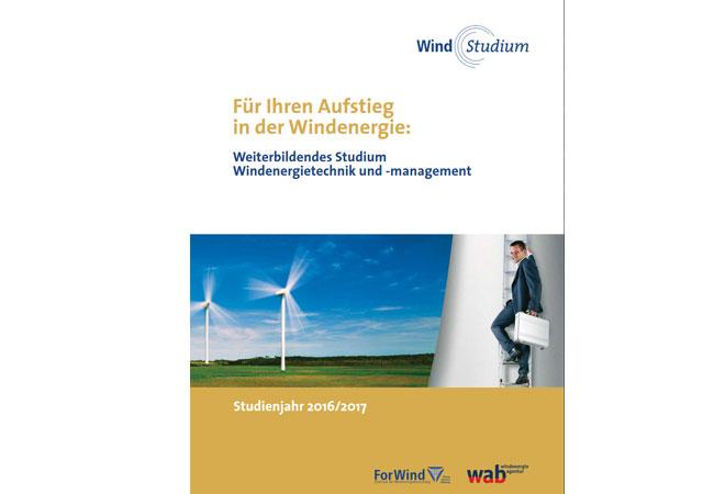 Windstudiumbroschüre 2016/2017