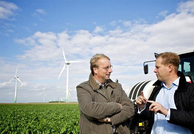 Chancen gemeinsam nutzen: Windwärts bietet Partnerschaft für Bürgerenergie im Zeichen des EEG 2017 / Pressebild