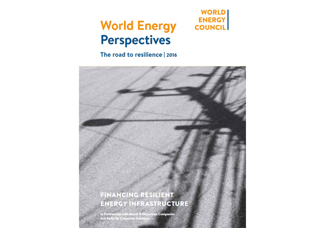 World Energy Perspectives