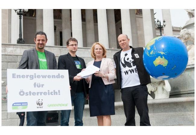 Pressebild: Vorarlbergs Energiezukunft braucht ausgewogenen Mix von erneuerbaren Energieträgern