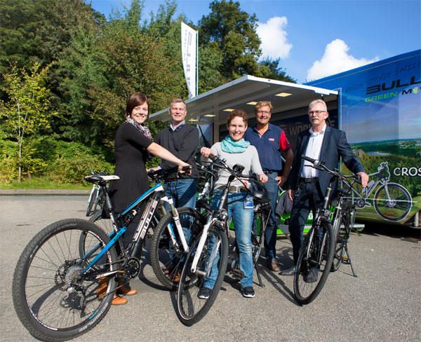 e-bike leasing – jetzt auch bei mitsubishi hitec paper europe