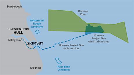 DONG Energy wählt Siemens-7MW Windturbinen für Hornsea Project One ...