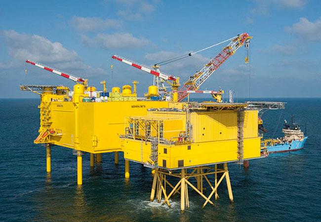 Nehlsen erhält Auftrag für Entsorgungsleistungen für die Offshore-Plattformen von TenneT