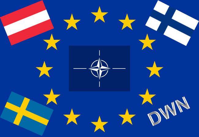 Eu Und Nato Beenden Die Immerwährende Neutralität Von österreich